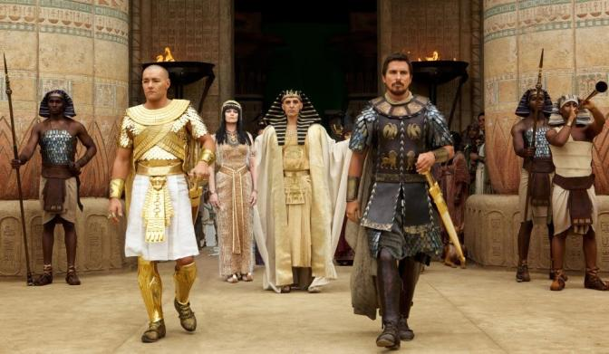 "Review: ""Exodus: Gods and Kings"" Is A Plague All Its Own"