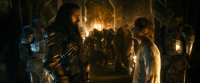 "Review: ""The Hobbit: The Battle of the Five Armies"""