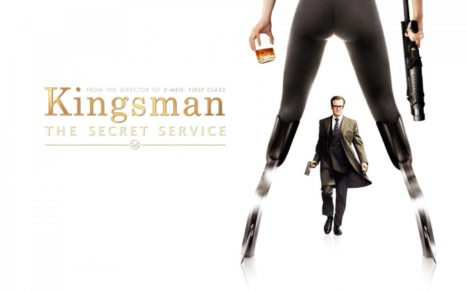 "Review: ""Kingsman: The Secret Service"" Is 50 Shades of Delightful Destruction"