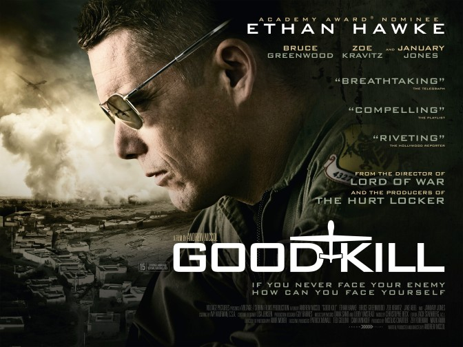 "Review: ""Good Kill"" Identifies the Real Enemies"