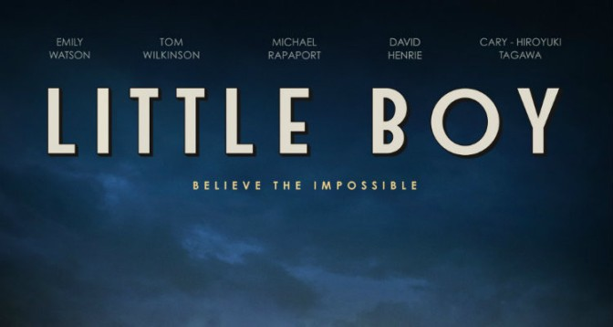 "Review: ""Little Boy"" Is A Tall, Twisted Tale"