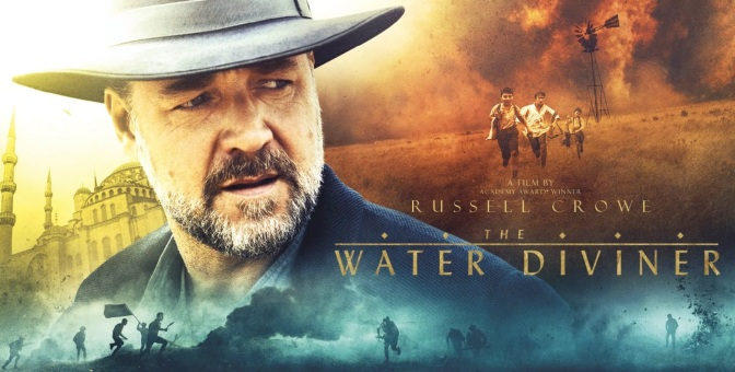"Review: ""The Water Diviner"" Digs Its Own Watery Grave"