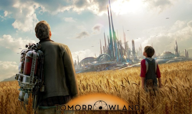 "Review: ""Tomorrowland"" Feels Like Yesterdayland"
