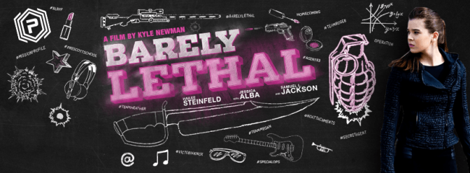 "Review: ""Barely Lethal"" Is Deadly If Ingested"