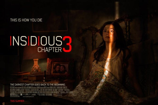 "Review – ""Insidious: Chapter 3"" is Actually a Preface"