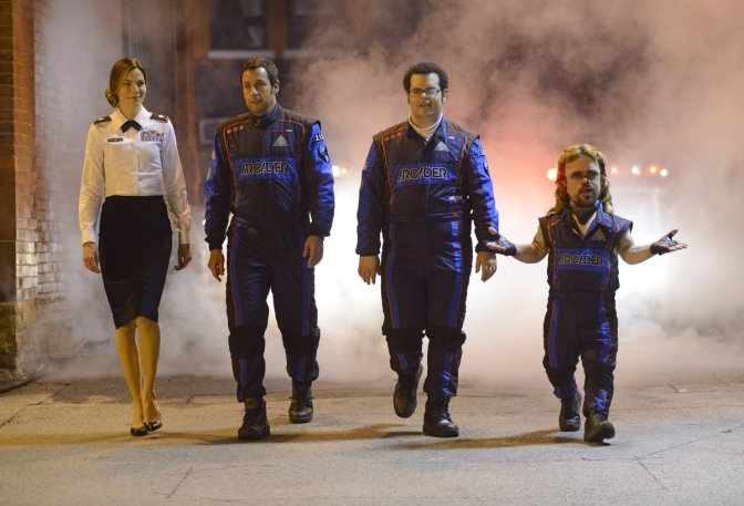 Review: <i>Pixels</i>