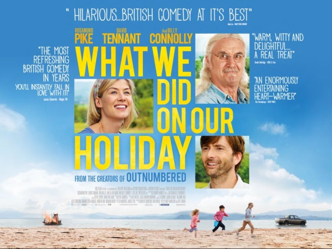 Review: <i>What We Did on Our Holiday</i>