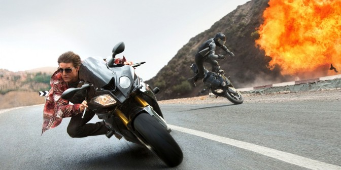 Review – <i>Mission Impossible: Rogue Nation</i>